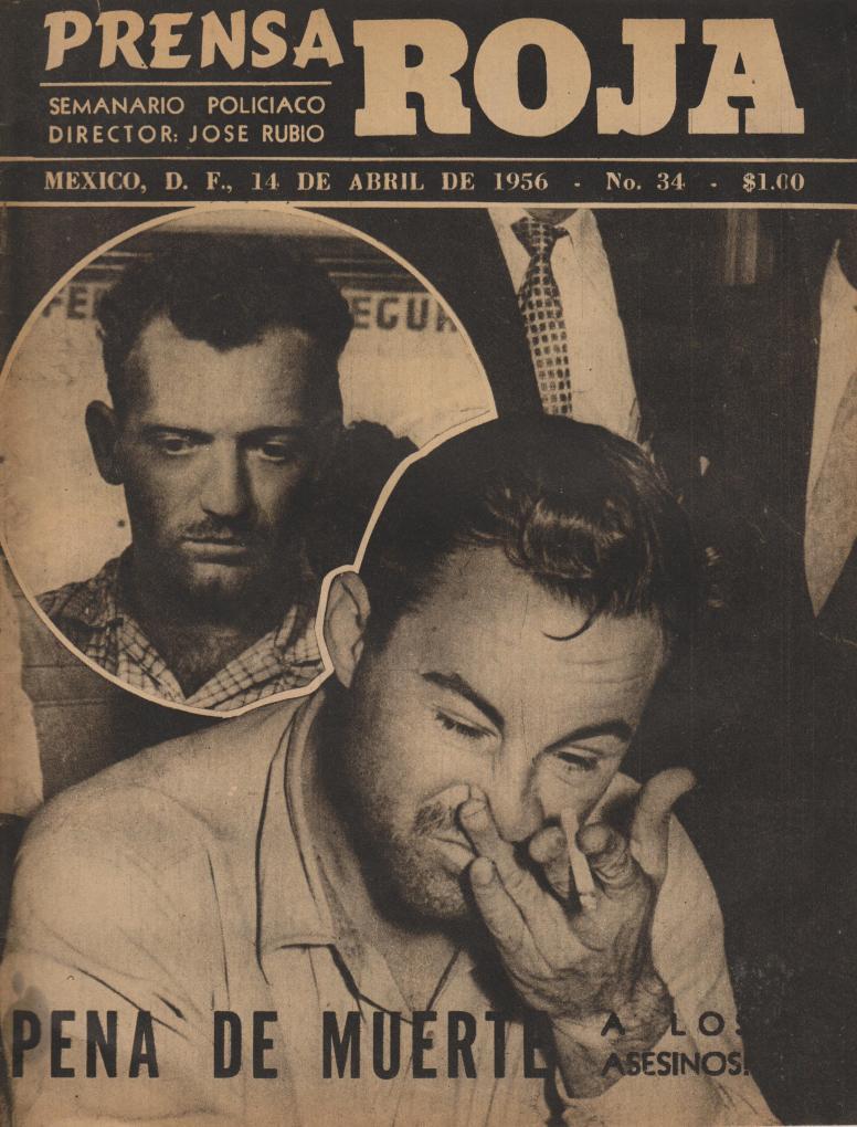 Prensa Roja 1956 04 14 no 14