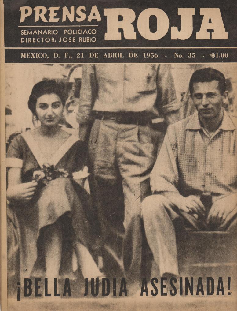 Prensa Roja 1956 04 21 no 35 bc
