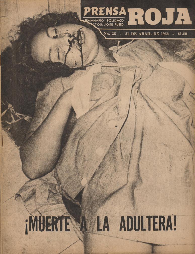 Prensa Roja 1956 04 21 no 35