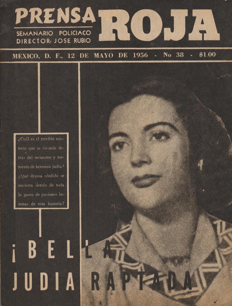 Prensa Roja 1956 05 12 no 38