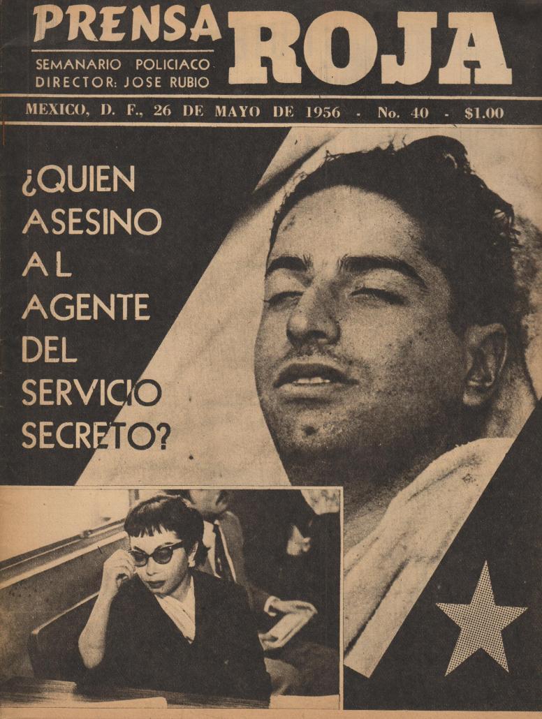 Prensa Roja 1956 05 21 no 40