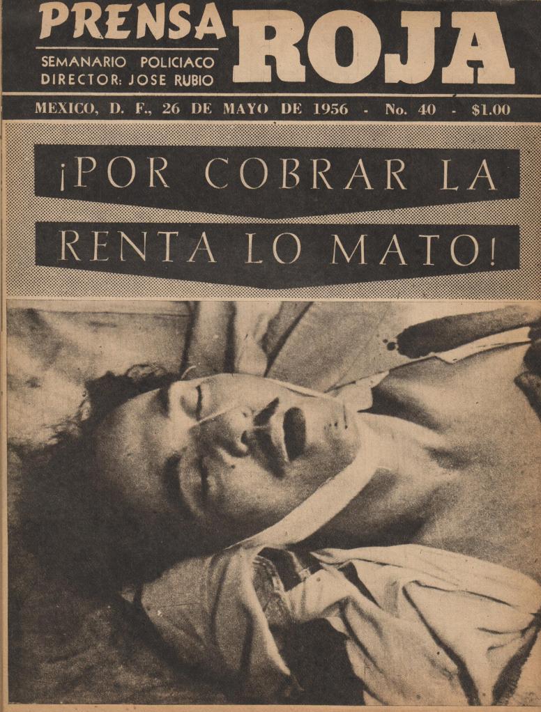 Prensa Roja 1956 05 26 no 40 bc