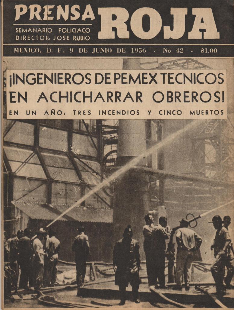 Prensa Roja 1956 06 09 no 42 bc