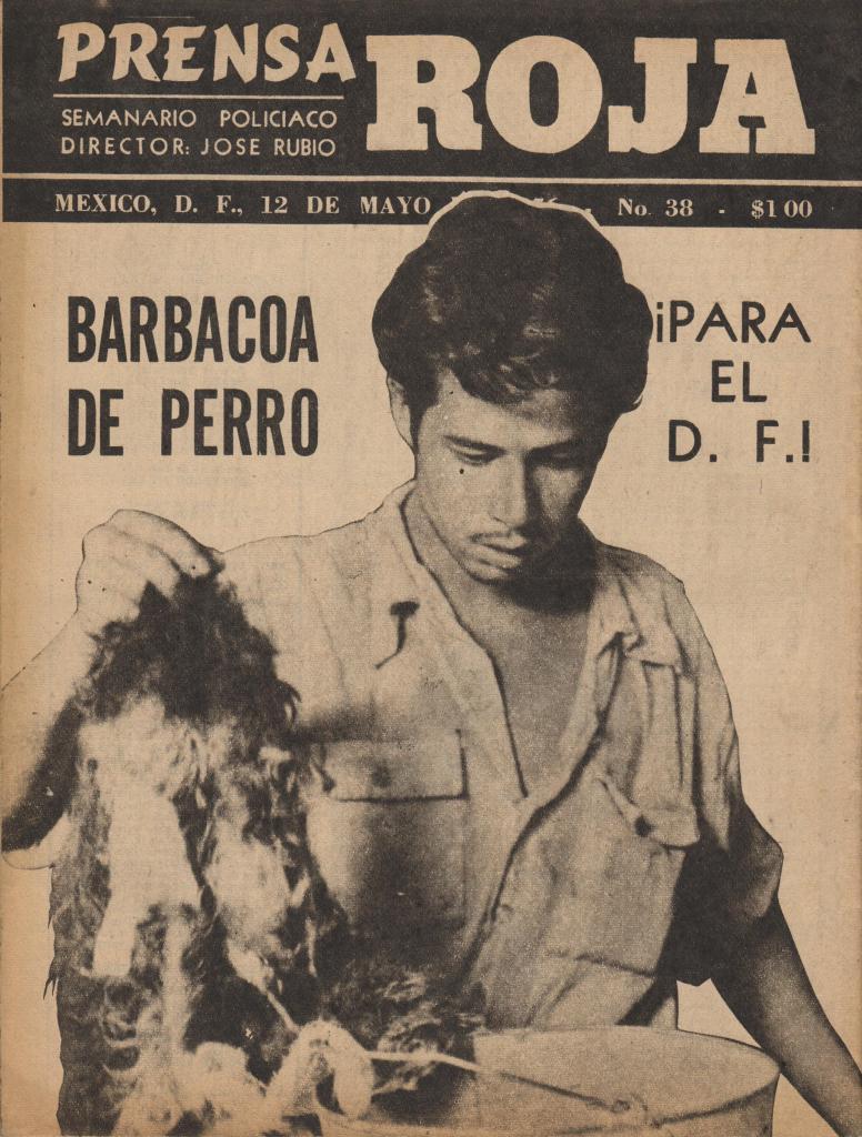 Prensa Roja 1956 15 12 no 38 bc