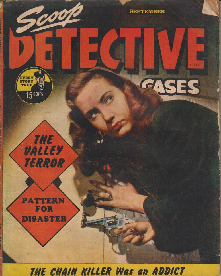 Scoop Detective Cases 1945 09vol 3 no 19 Alexander