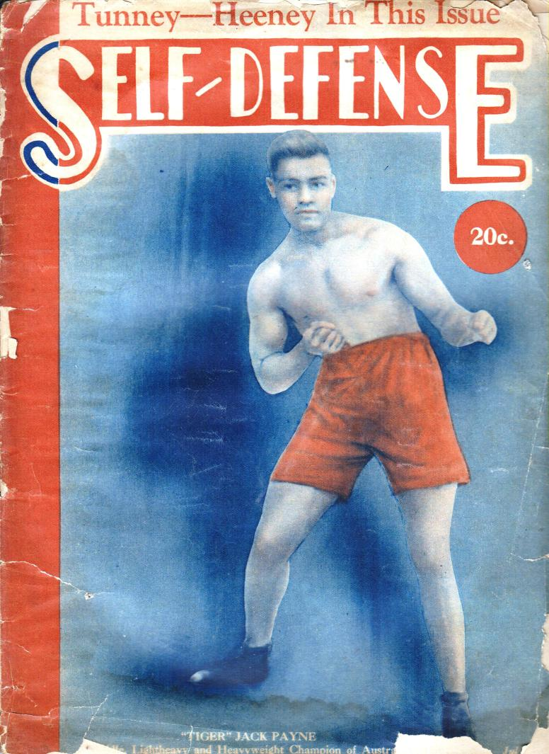 Self-Defense 1928 08 ol 2 no 4