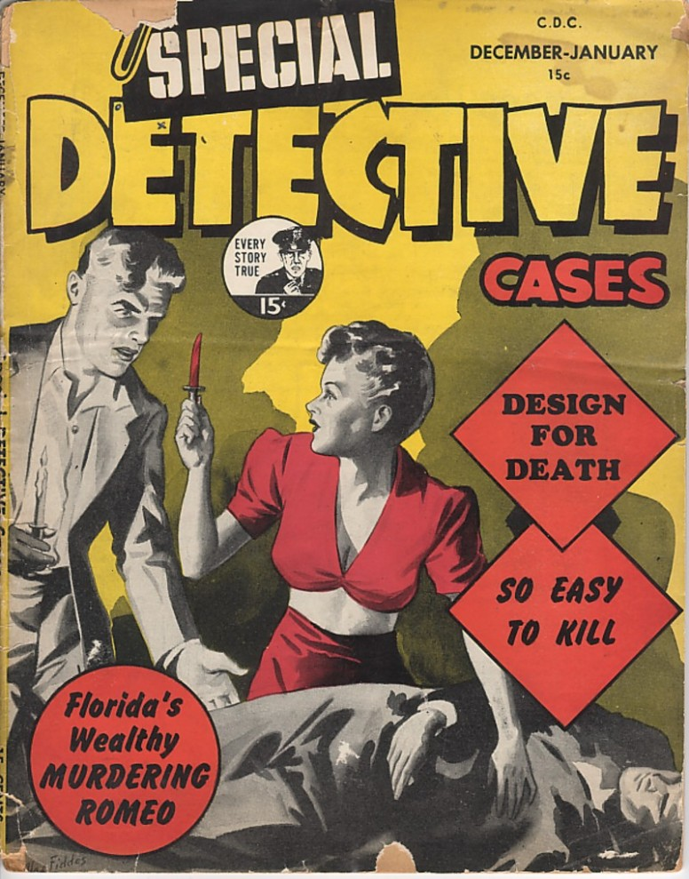 Special Detective Cases 1944 1945 12 01