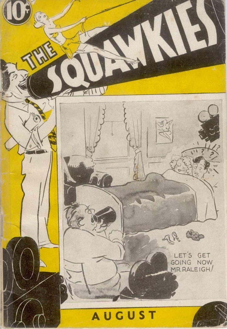 Squawkies 1933 08