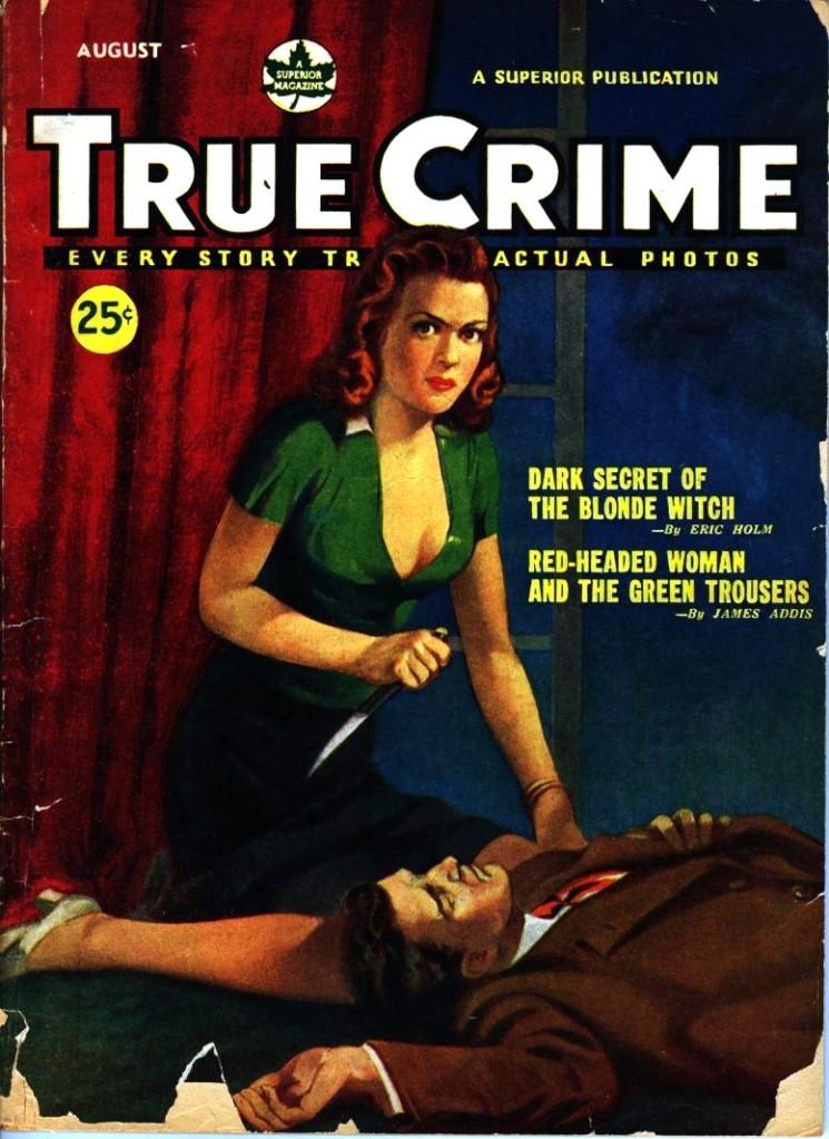 True Crime 1945 08