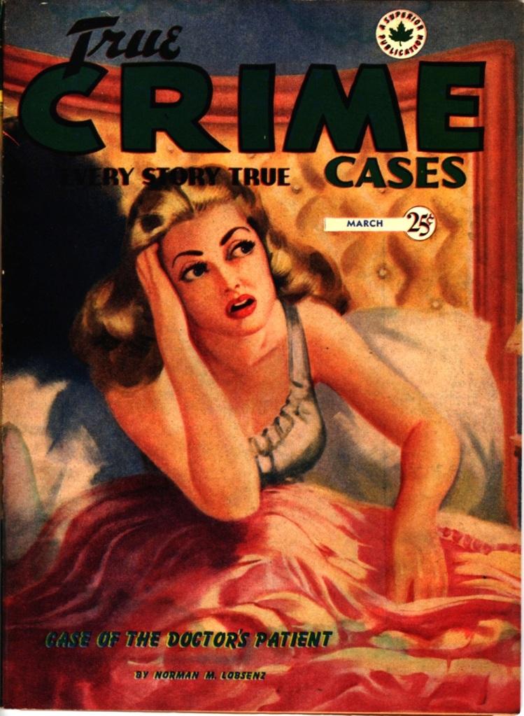 True Crime Cases 1948 03
