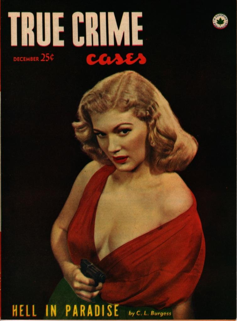 True Crime Cases 1950 12