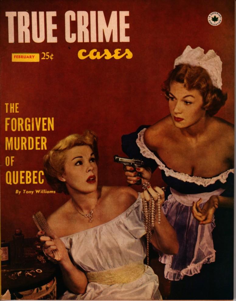 True Crime Cases 1951 02