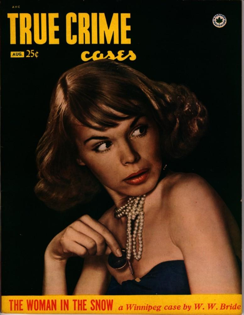 True Crime Cases 1951 08
