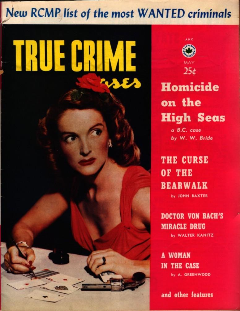 True Crime Cases 1952 05