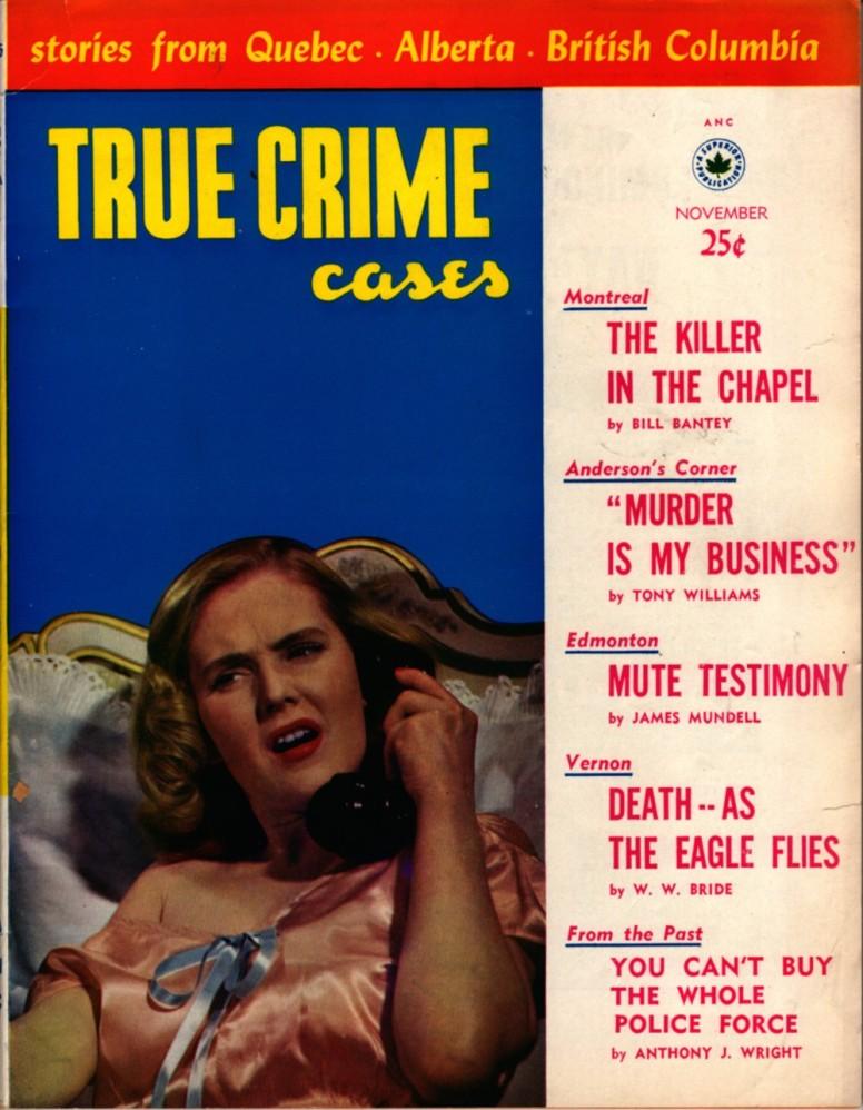 True Crime Cases 1952 11