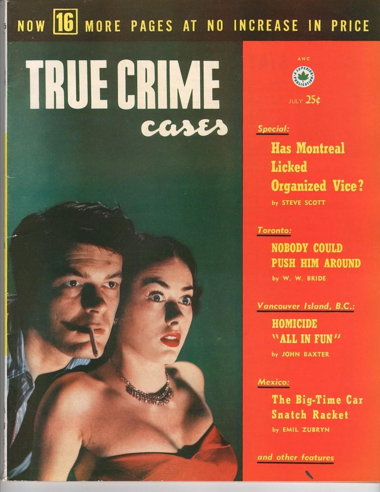 True Crime Cases 1953 07