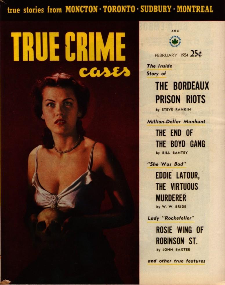 True Crime Cases 1954 02