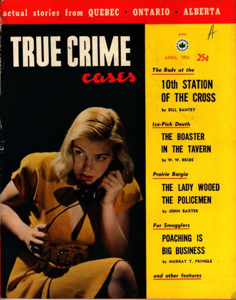 True Crime Cases 1954 04
