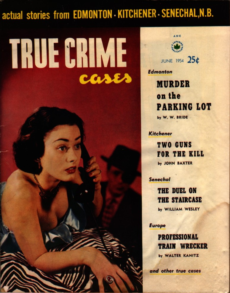 True Crime Cases 1954 06