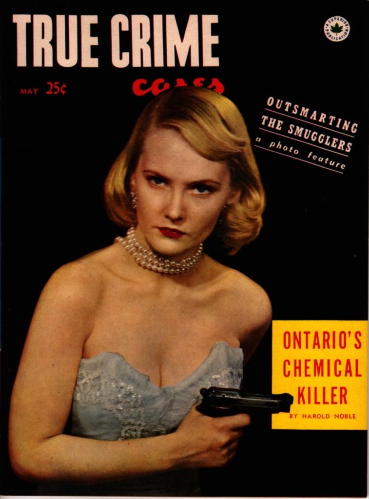 True Crime Cases 1955 05