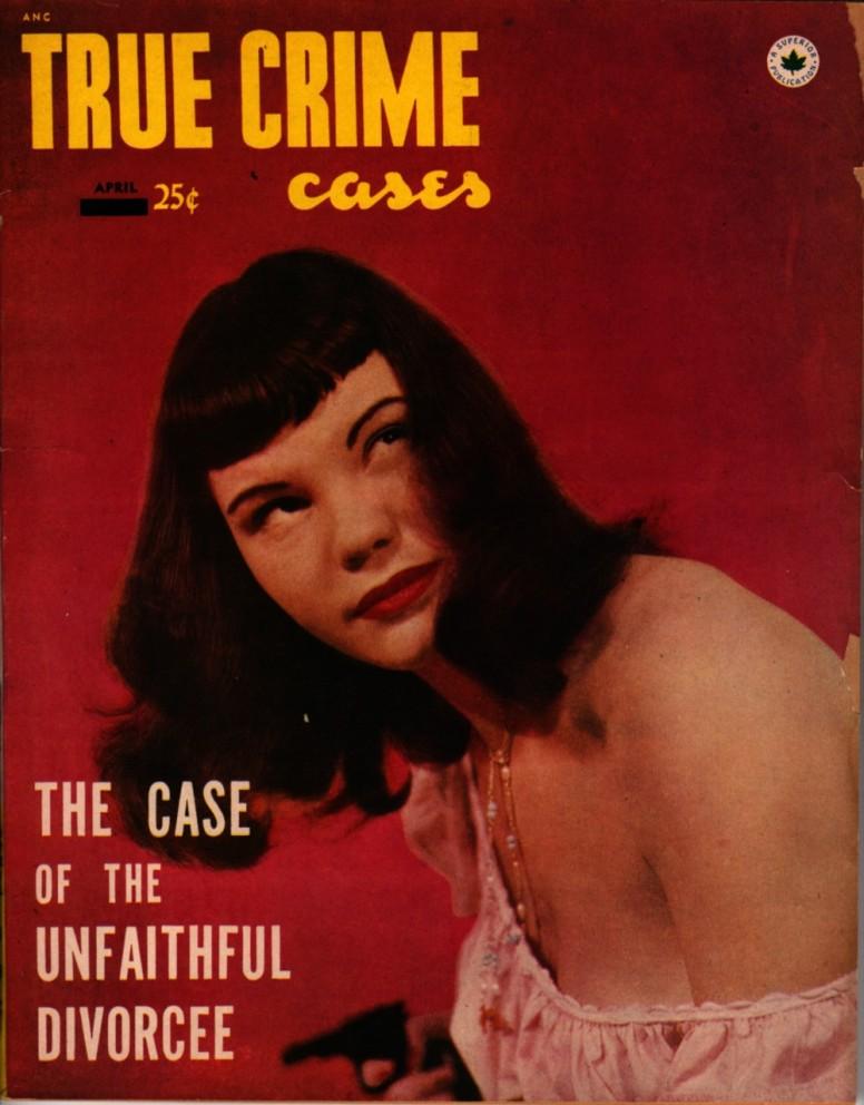 True Police Cases 1951 05