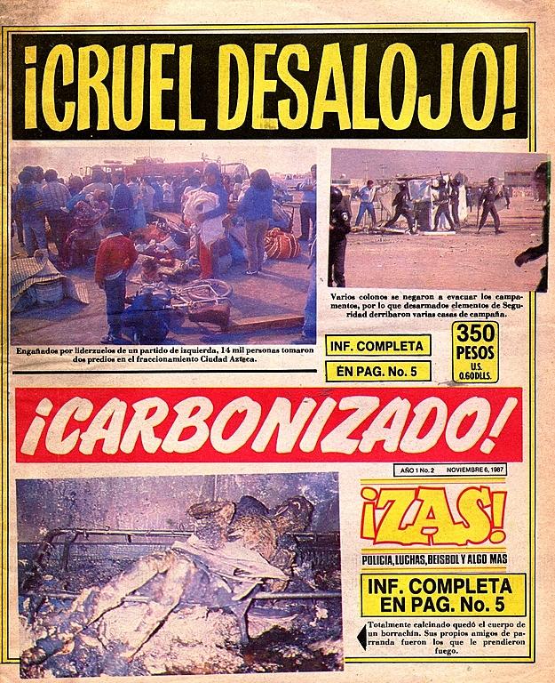 Zas 1987 November 19