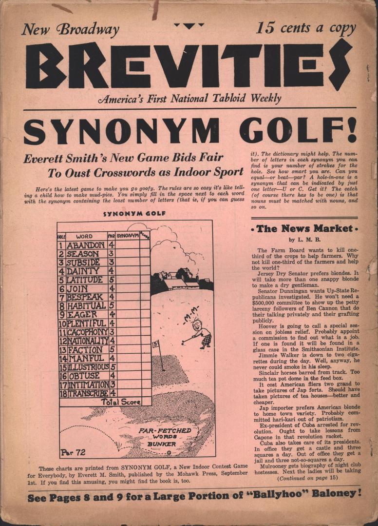 Brevities 1931 08 31 bc