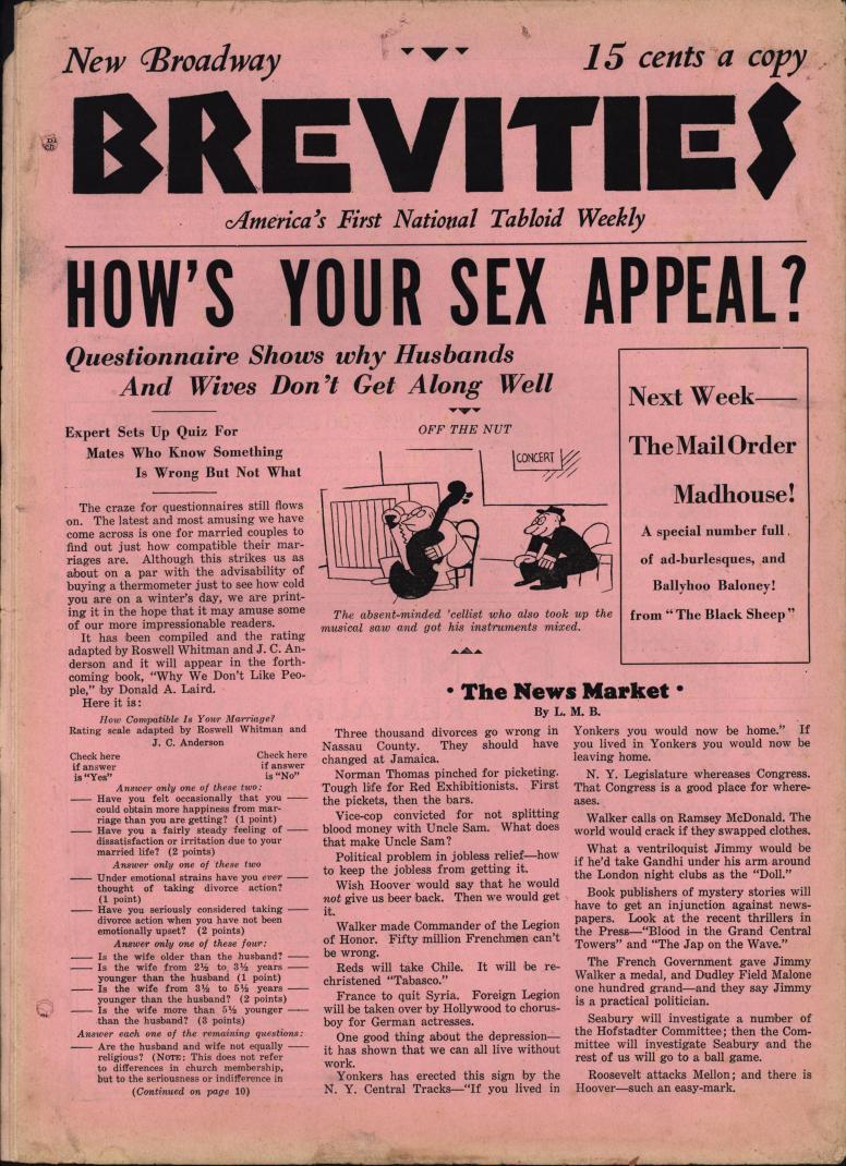 Brevities 1931 09 21 bc