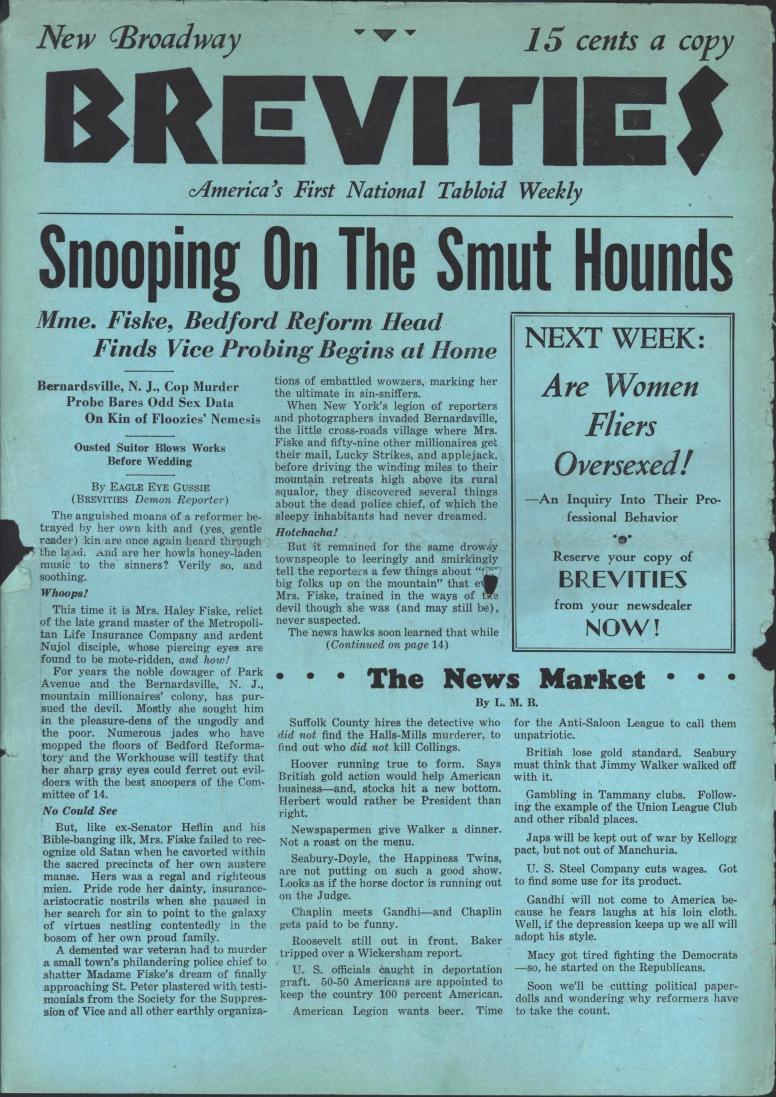 Brevities 1931 10 12 bc