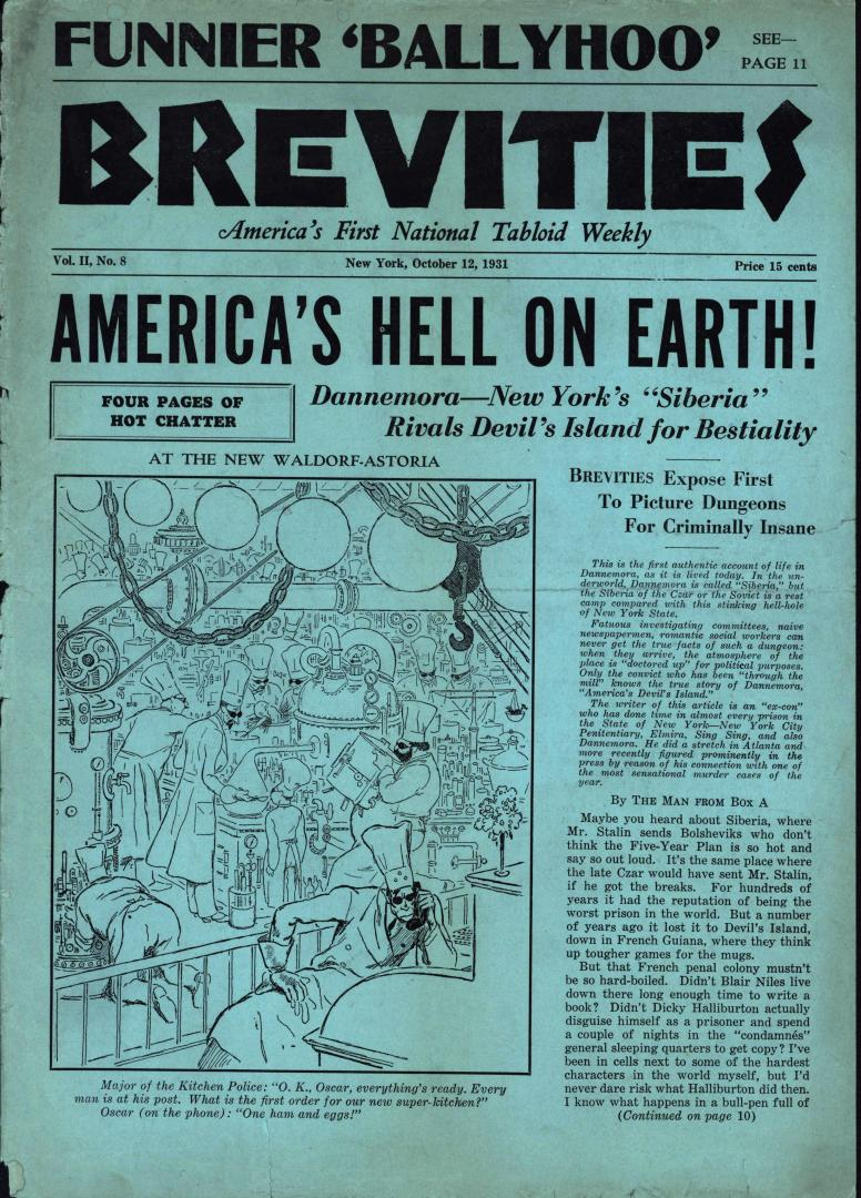 Brevities 1931 10 12