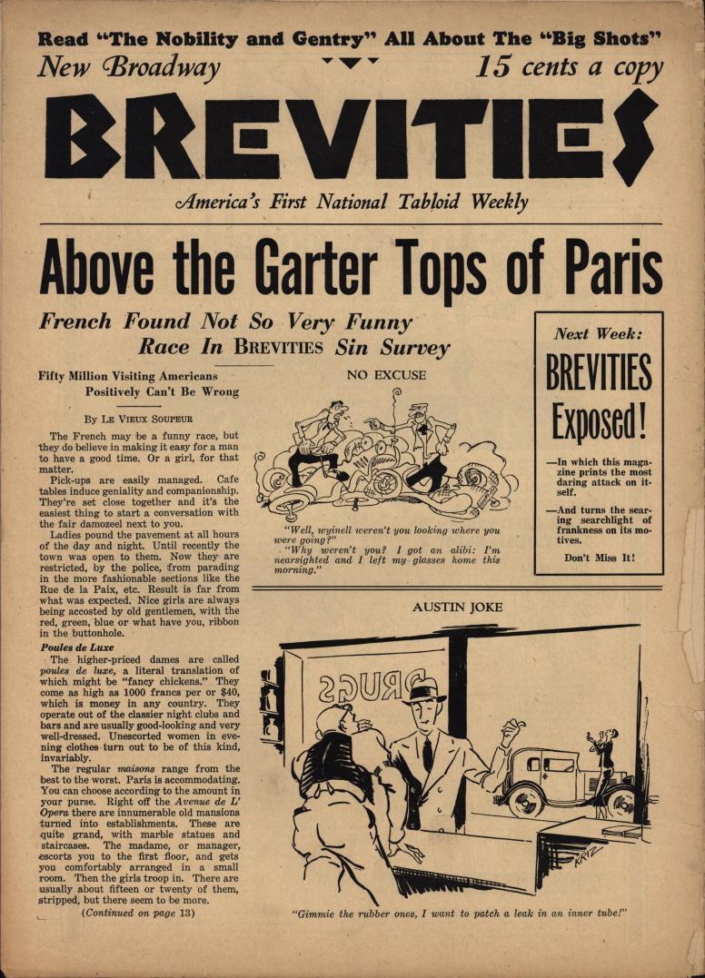 Brevities 1931 10 19 bc