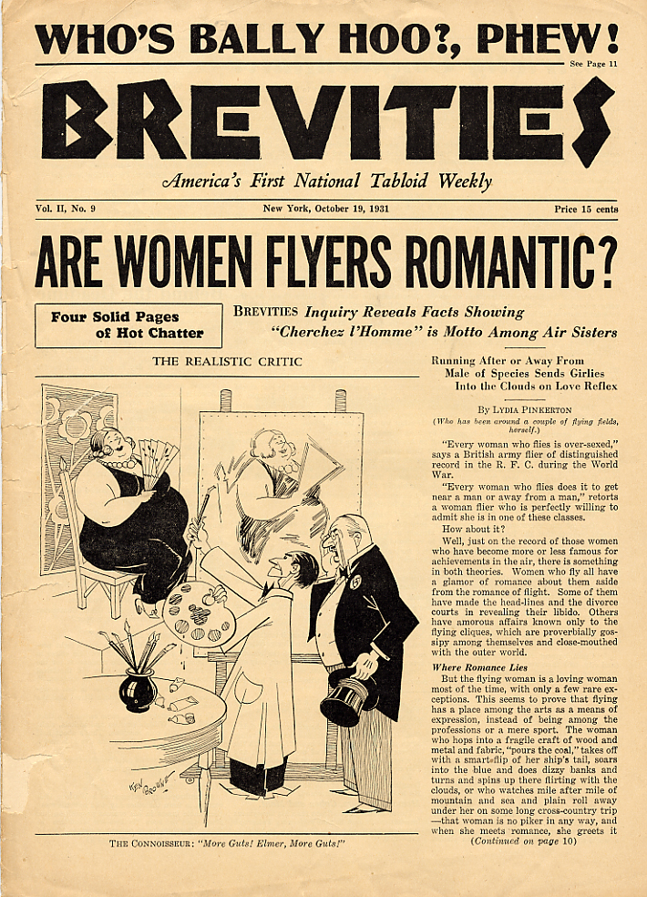 Brevities 1931 10 19