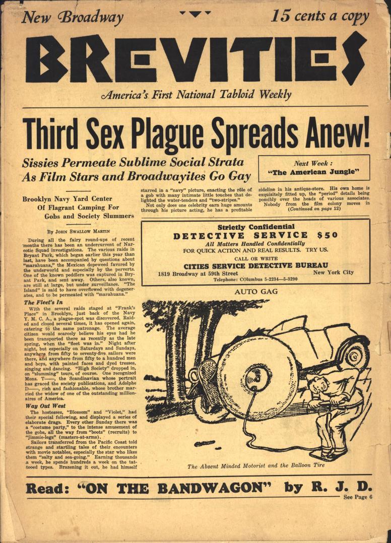 Brevities 1931 11 02 bc