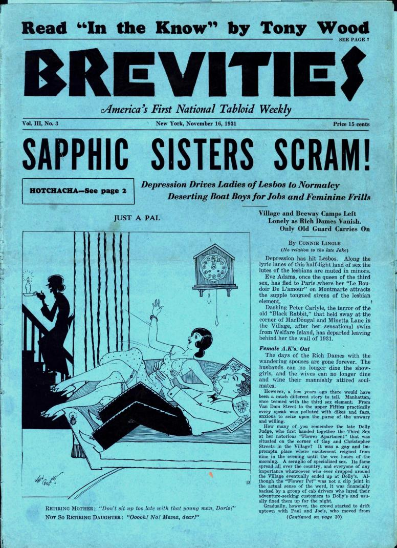 Brevities 1931 11 16 fc