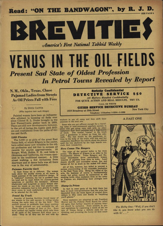 Brevities 1931 11 30 bc