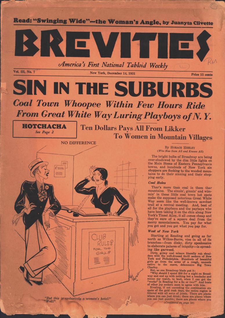 Brevities 1931 12 14