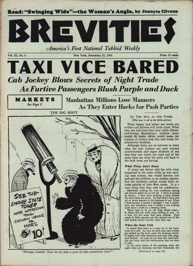 Brevities 1931 12 21