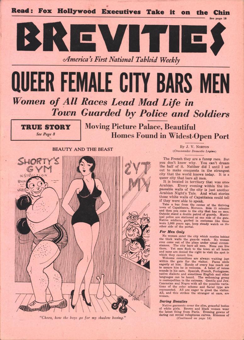 Brevities 1932 02 29 bc