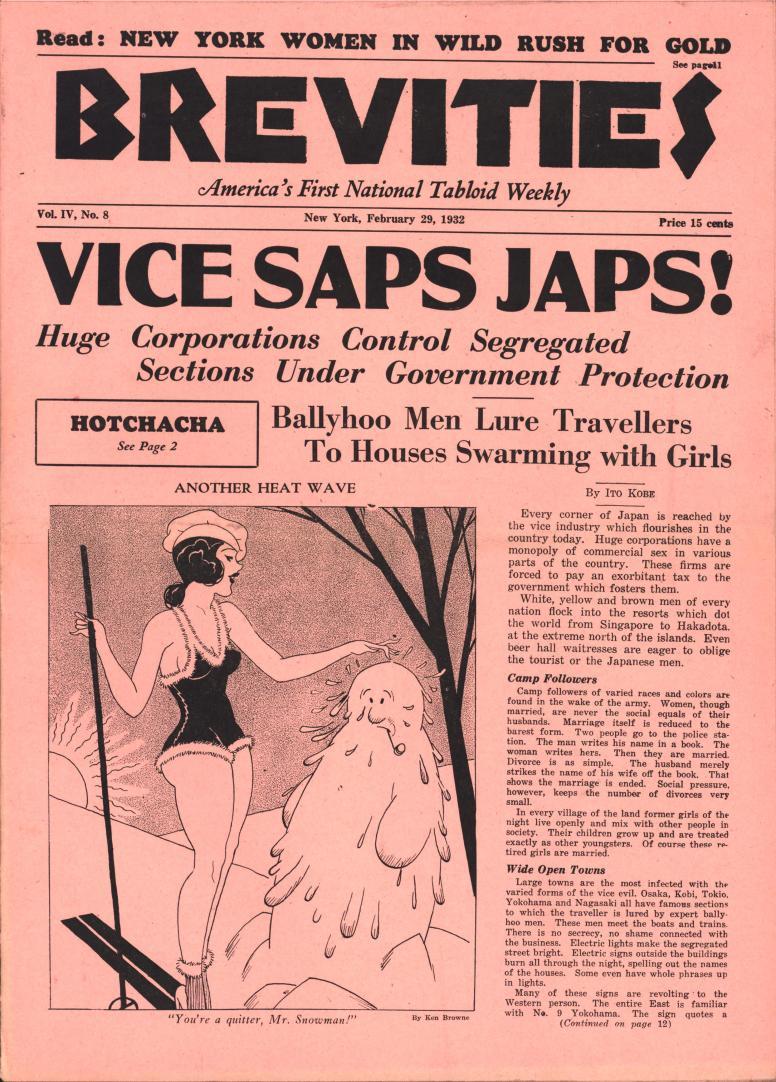 Brevities 1932 02 29