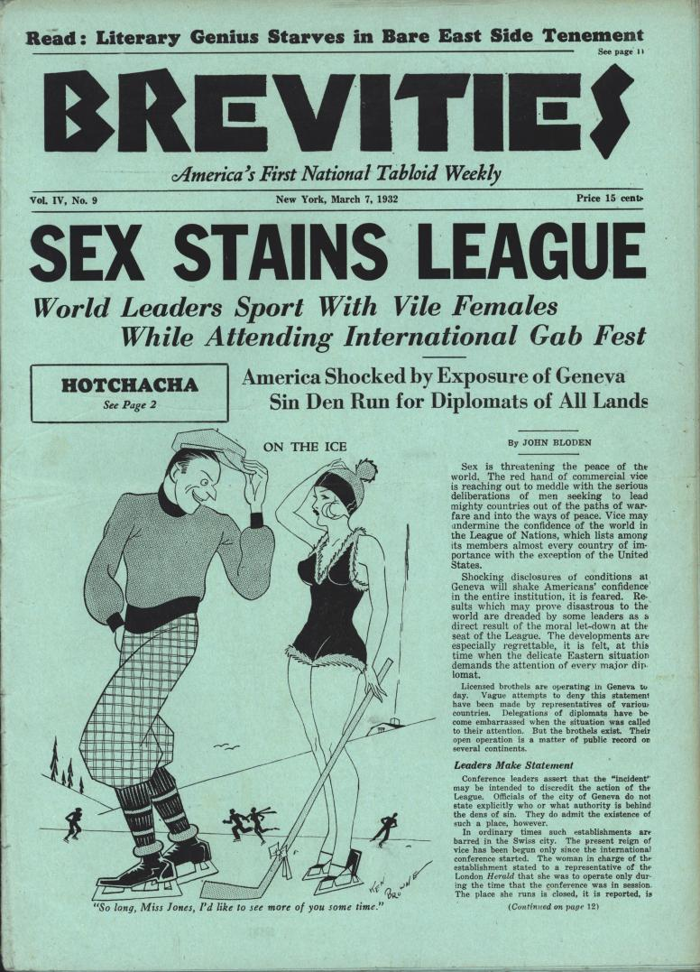 Brevities 1932 03 07