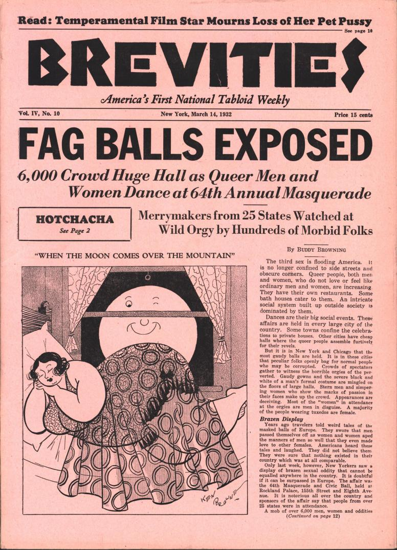 Brevities 1932 03 14