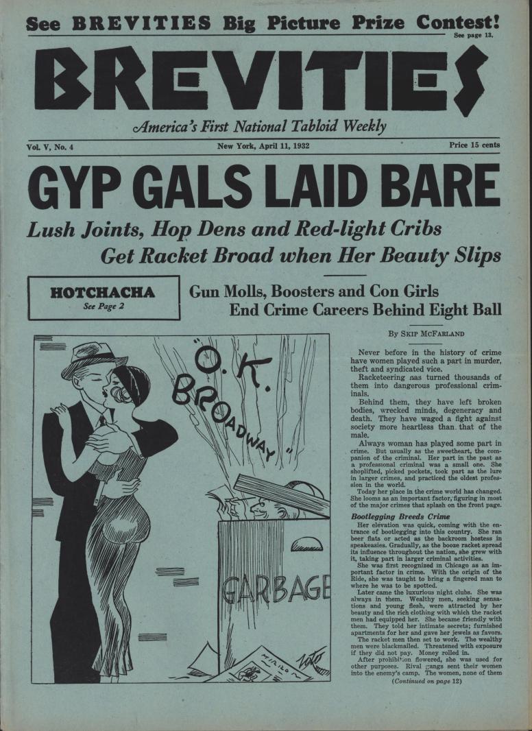 Brevities 1932 04 11