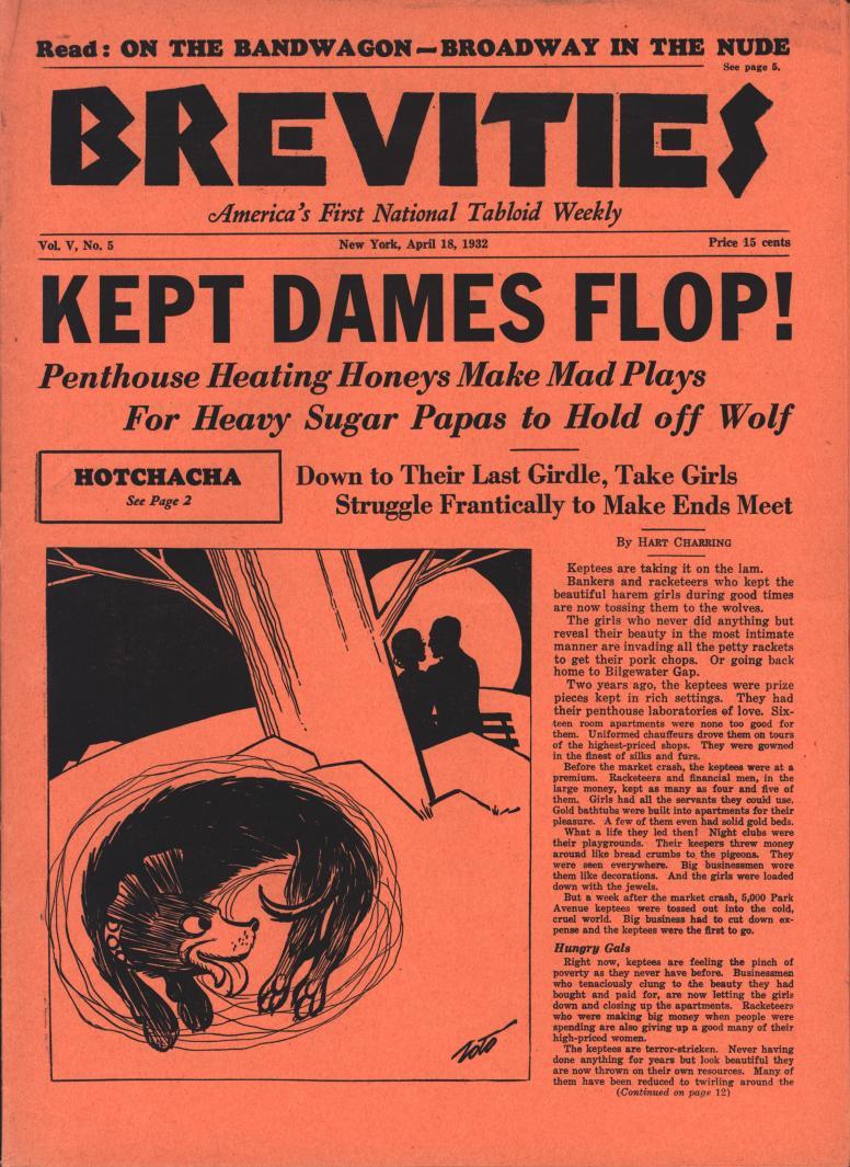 Brevities 1932 04 18