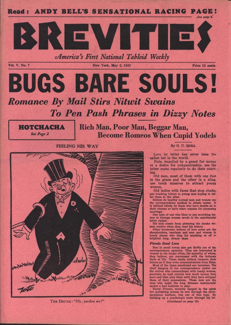Brevities 1932 05 02