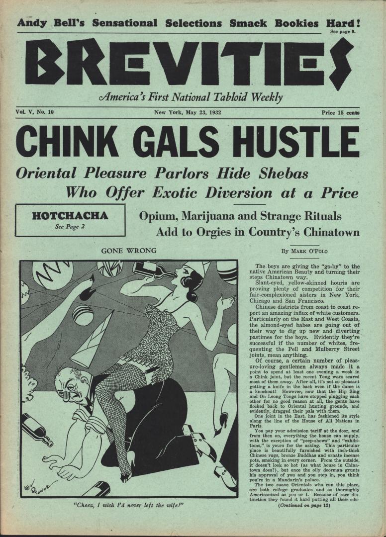 Brevities 1932 05 23