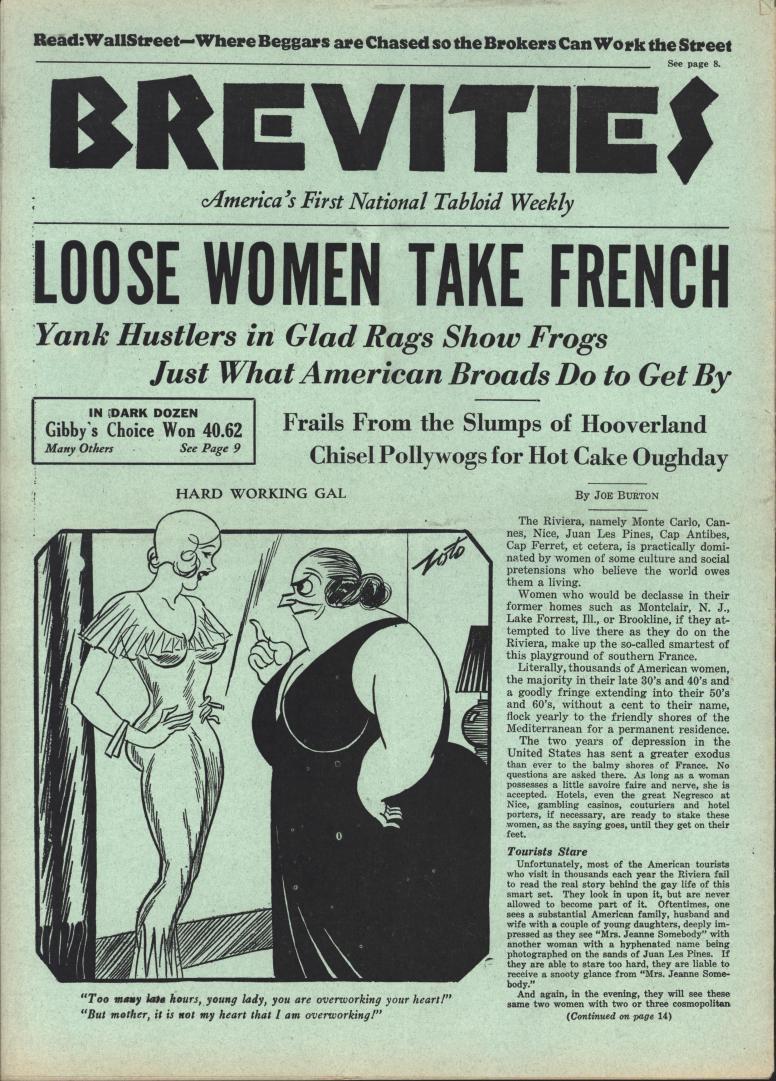 Brevities 1932 05 30 bc