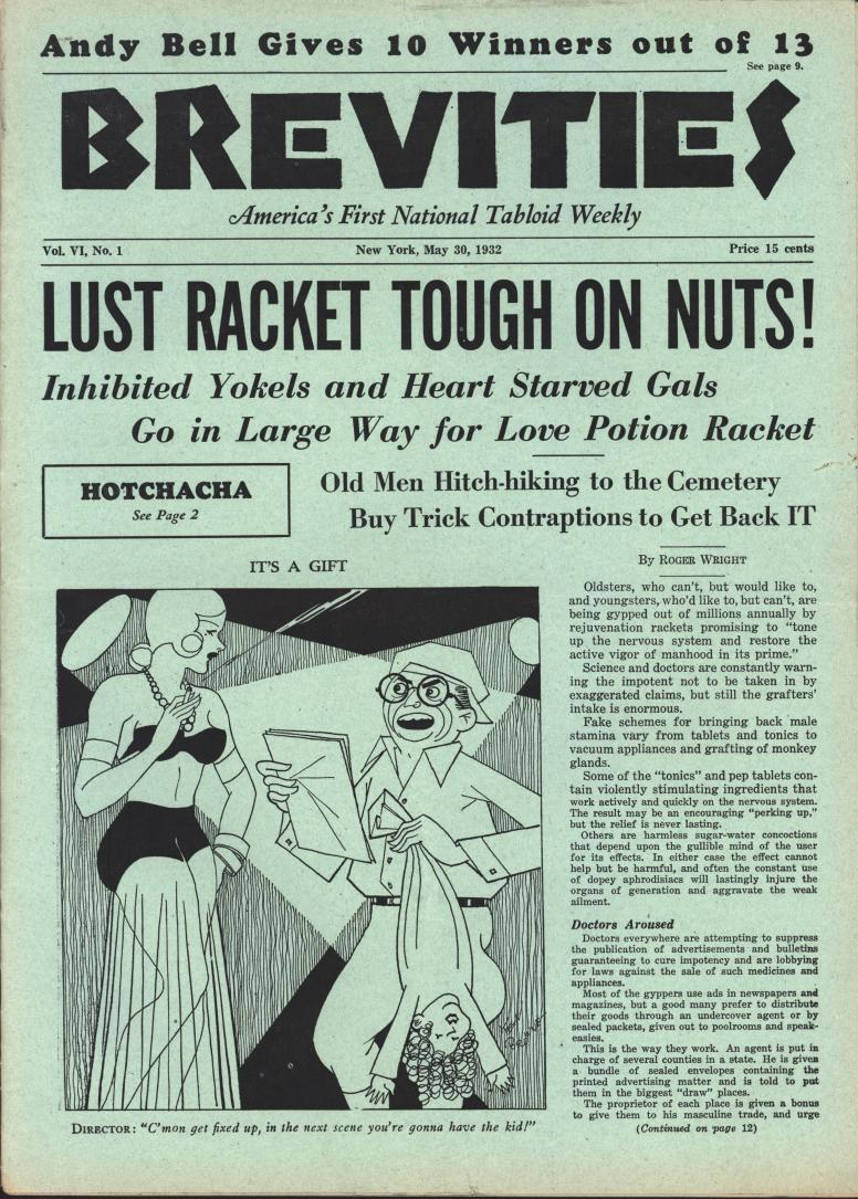 Brevities 1932 05 30