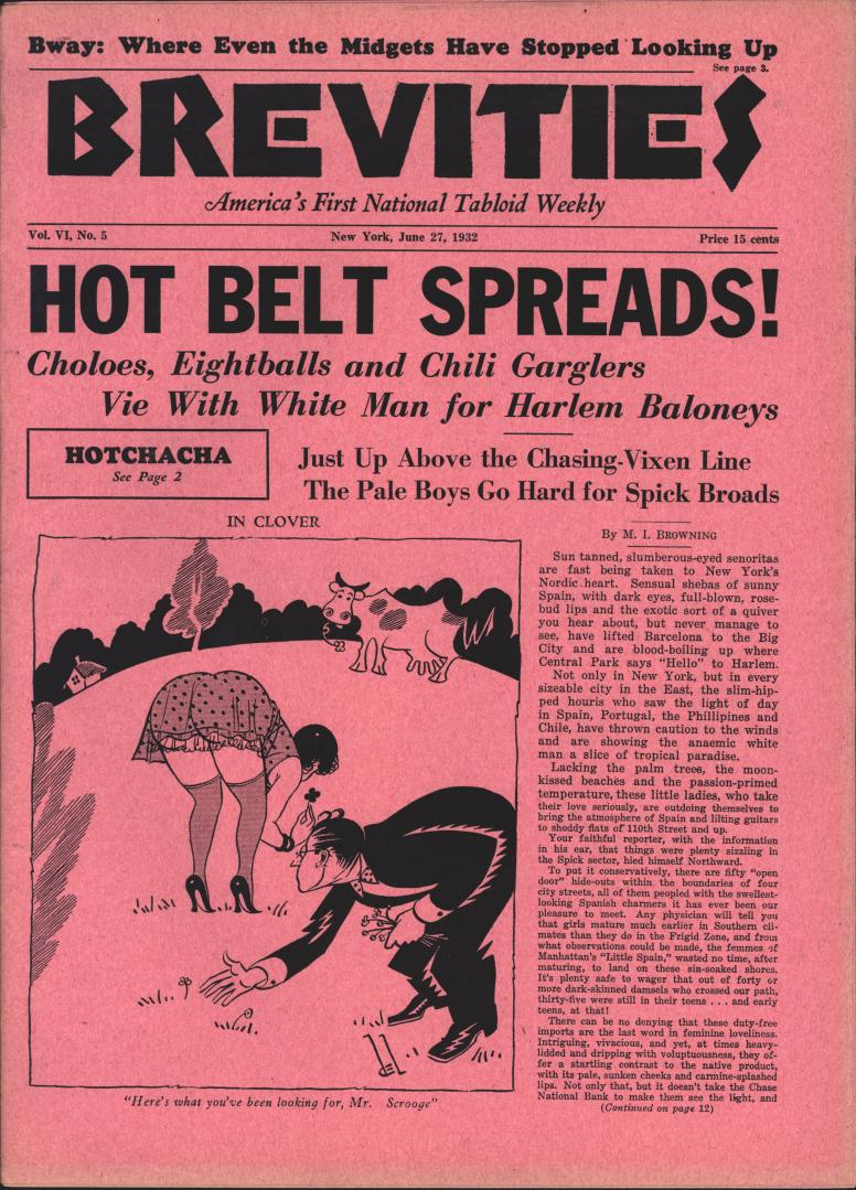 Brevities 1932 06 27