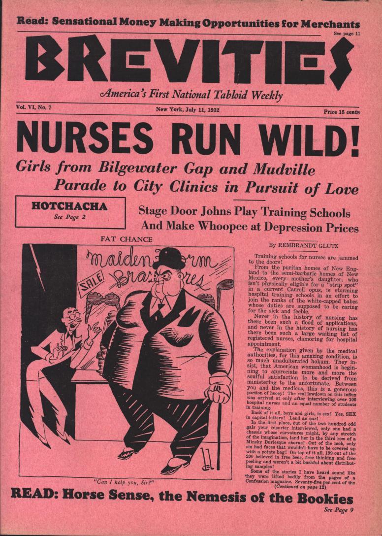 Brevities 1932 07 11