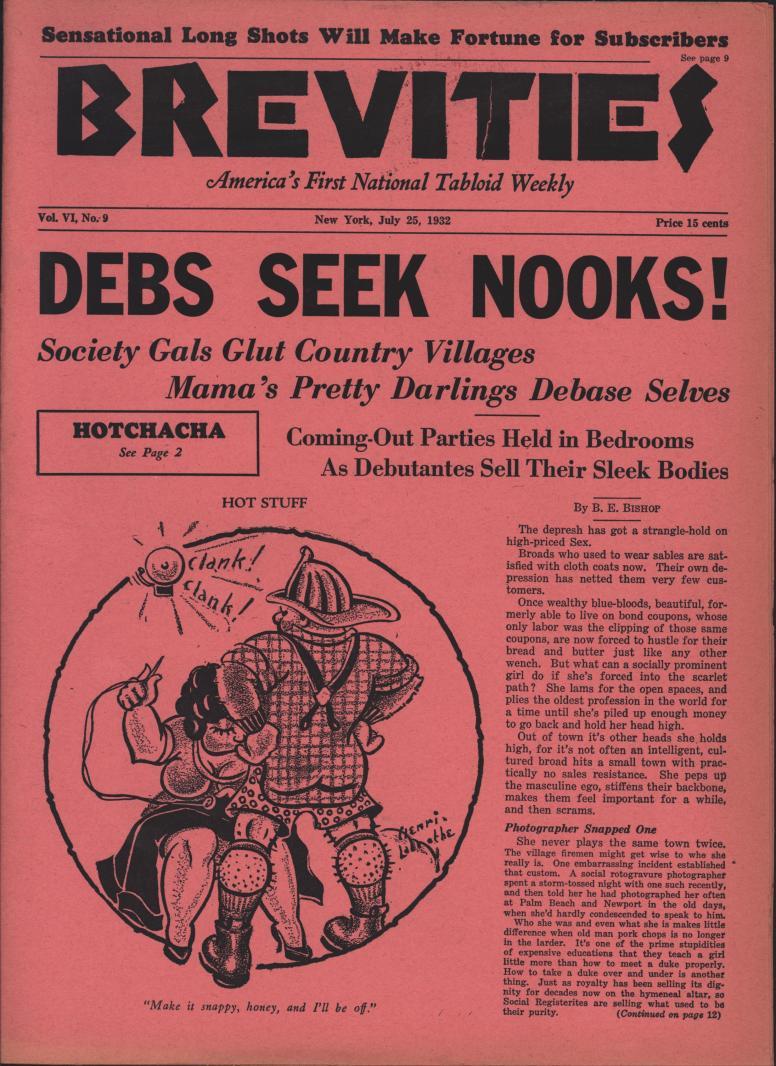 Brevities 1932 07 25